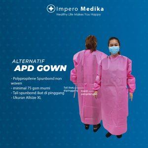 Baju Hazmat APD Gown