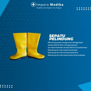 Jual Safety Boots