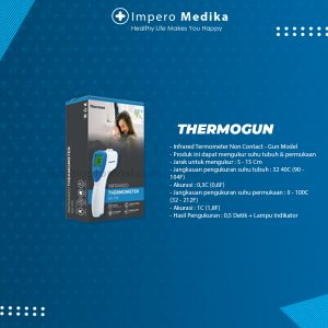 Jual thermogun