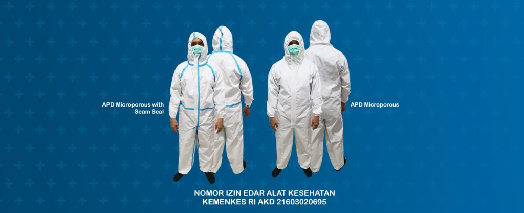 APD Hazmat Coverall Microporous
