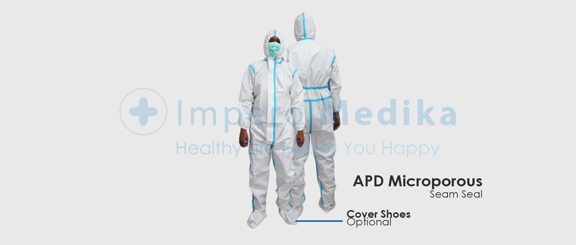 APD microporous