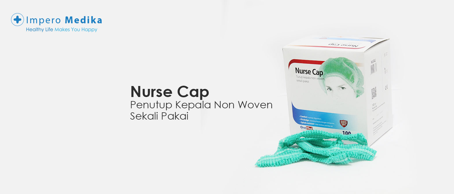 Jual Nurse Cap